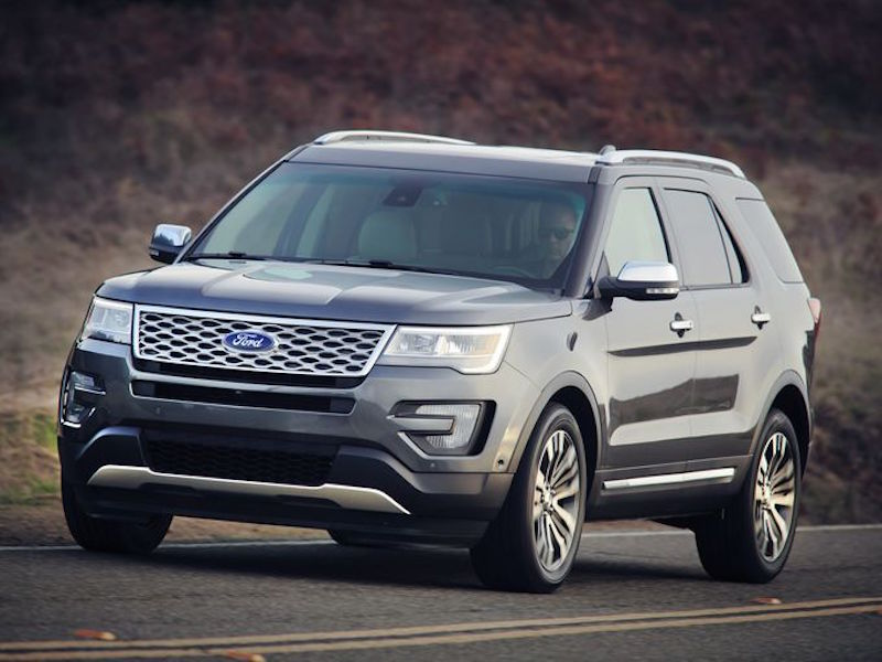 Female Leadership Plays Key Role in Ford Explorer Success