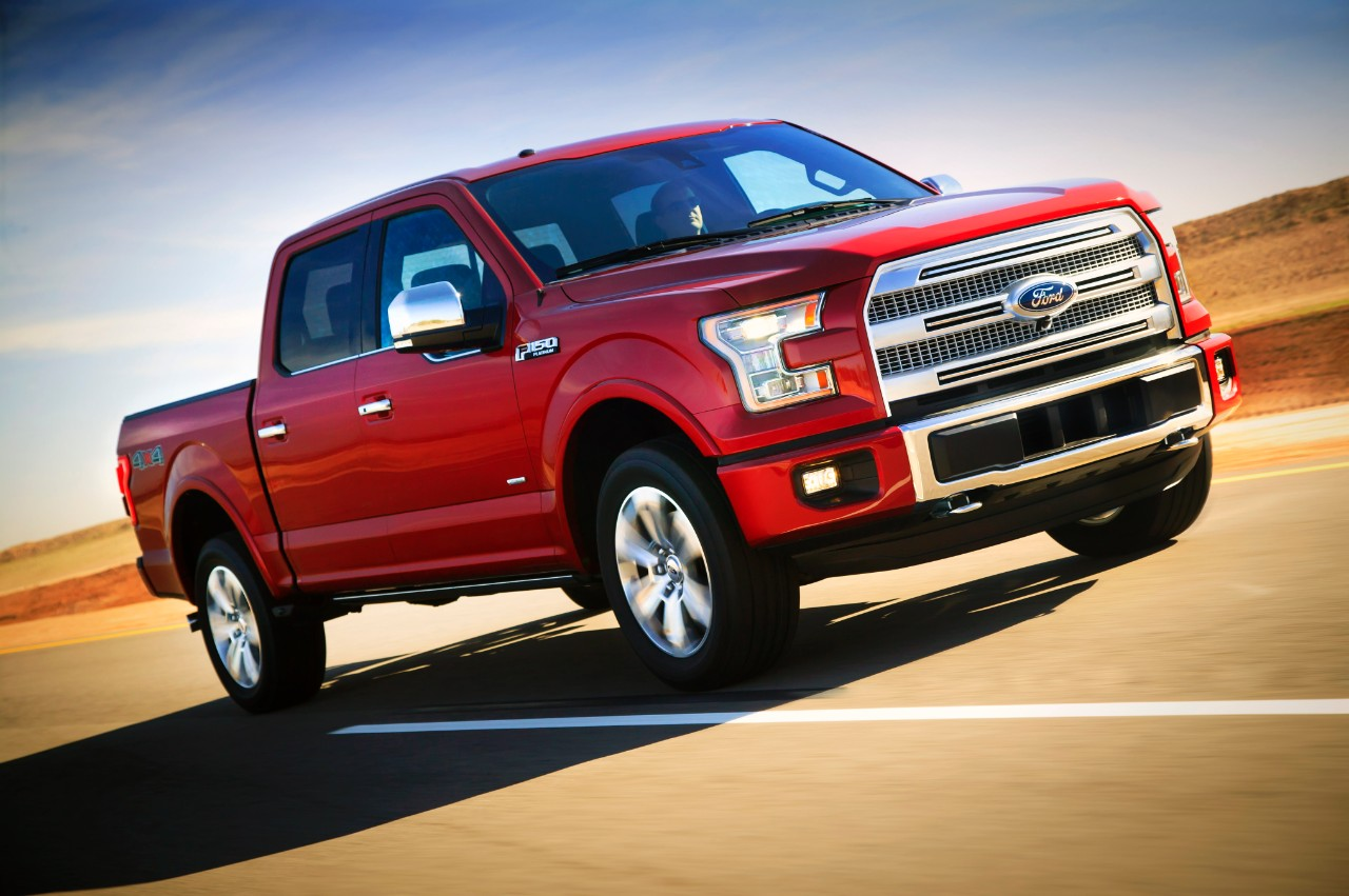 Owners Find APEAL in New Ford Vehicles, Survey Says