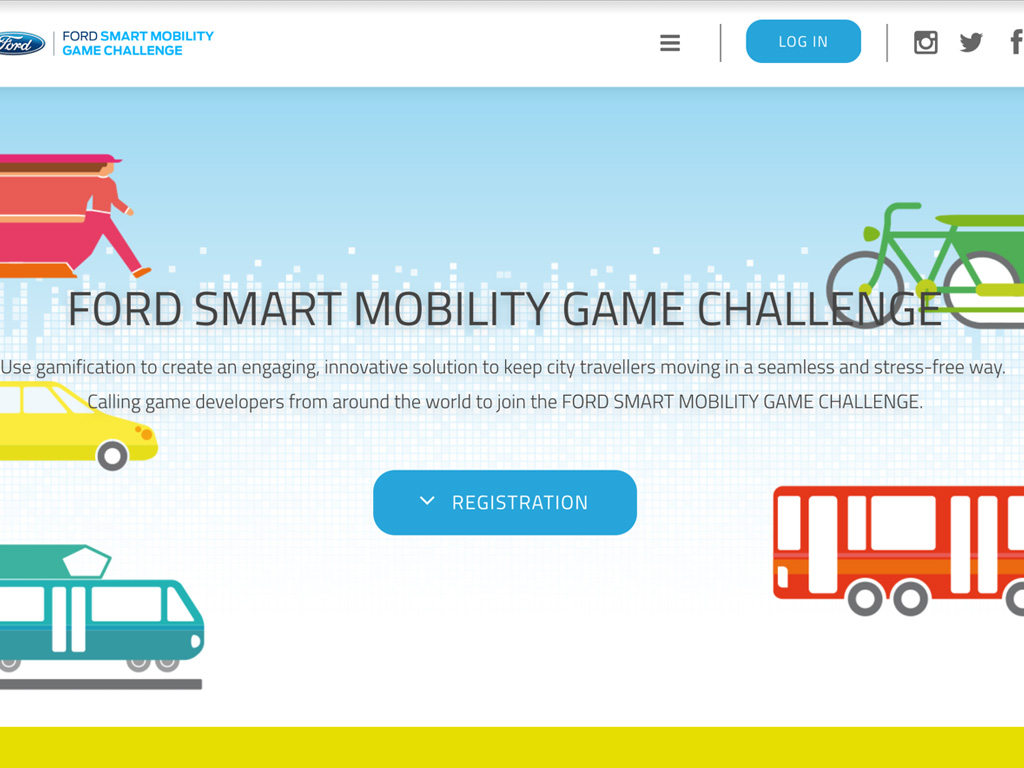 Ford Looks to Gamers for Urban Congestion Solutions