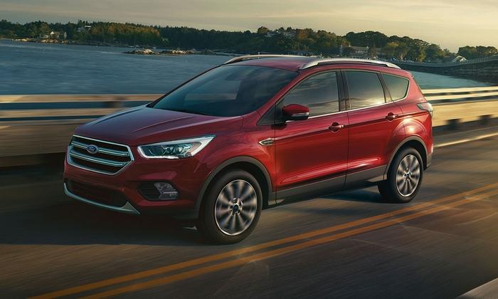 Escape the Ordinary with Ford's All-New Crossover SUV