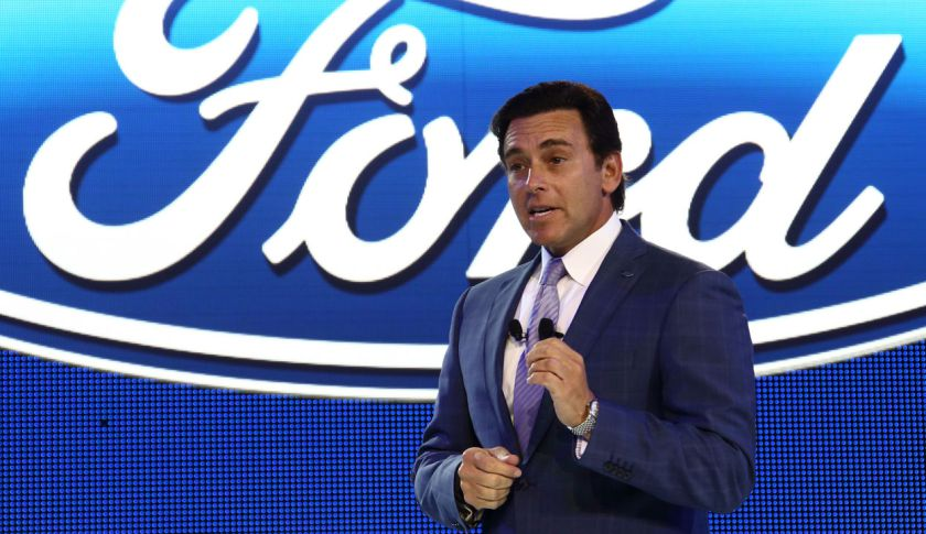 Ford Earns Record Profits in 2015