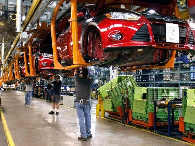 Ford Set to Shift Some of Its Manufacturing Operations to Mexico