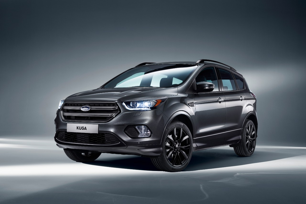 Ford CEO Unveils All-New Kuga SUV with Sync 3 Technology