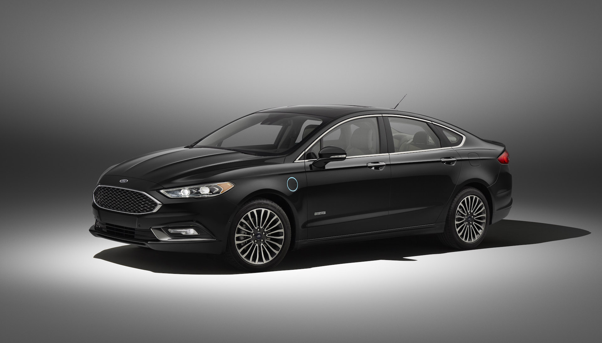 The All New 2017 Ford Fusion Energi