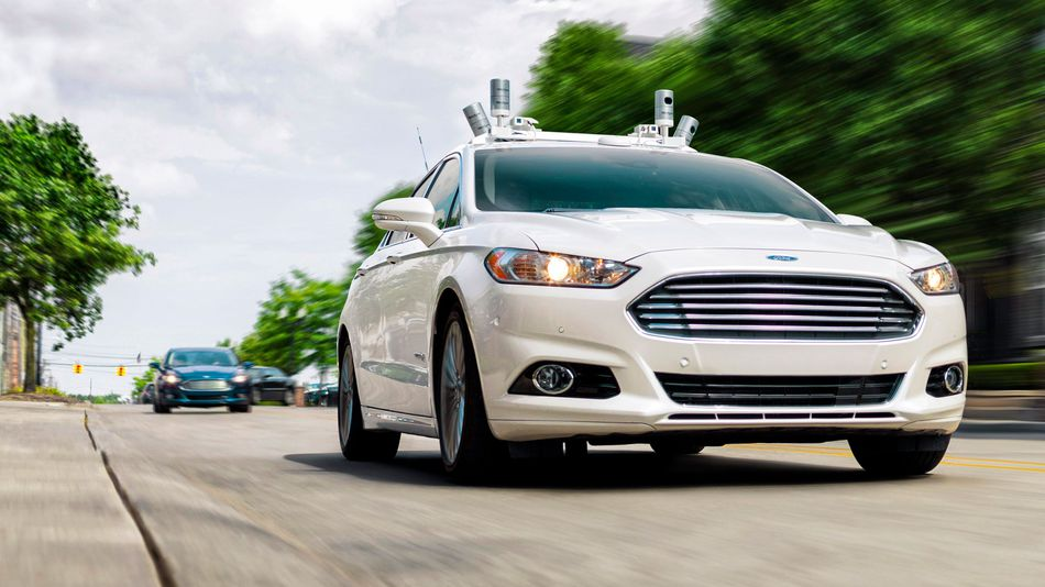 What Passengers Found with Ford's First Driverless Car