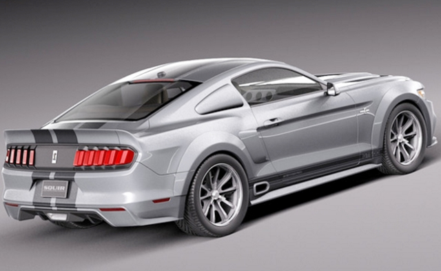 New Ford Mustang Features Attractive Updates