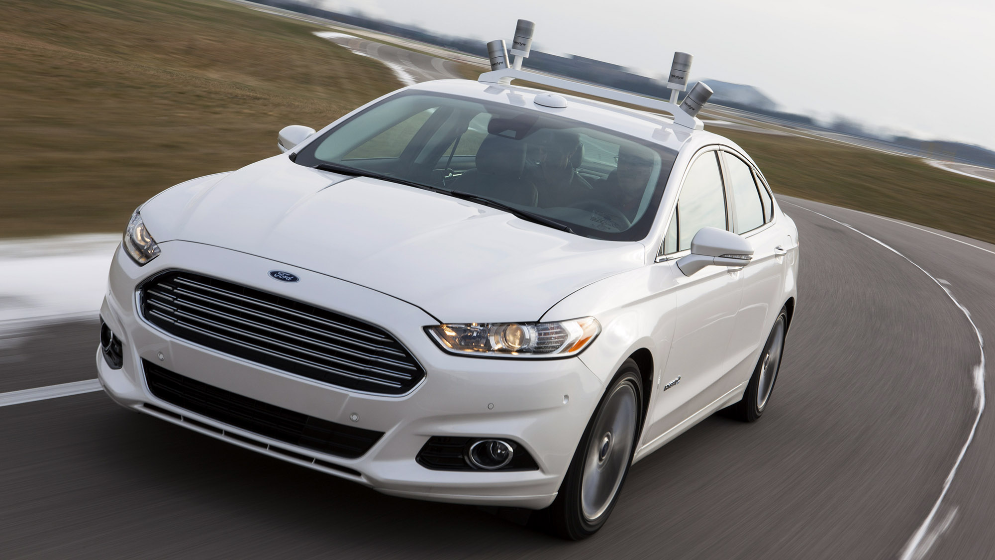 Ford Hints At Plans To Launch A Ride-sharing Program With Uber & Lyft