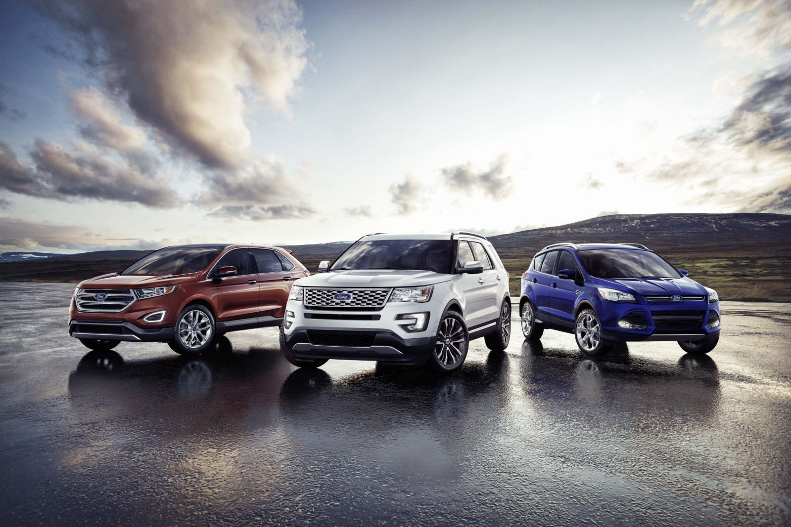 Which Ford Crossover SUV is Best for You?