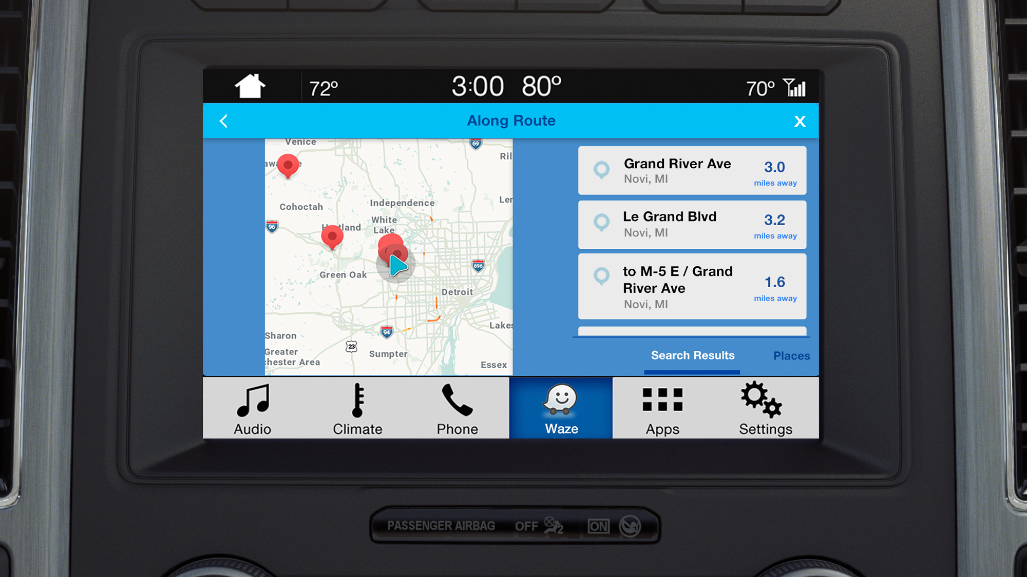 Ford, Waze announce new capabilities with in-car Sync, App Link