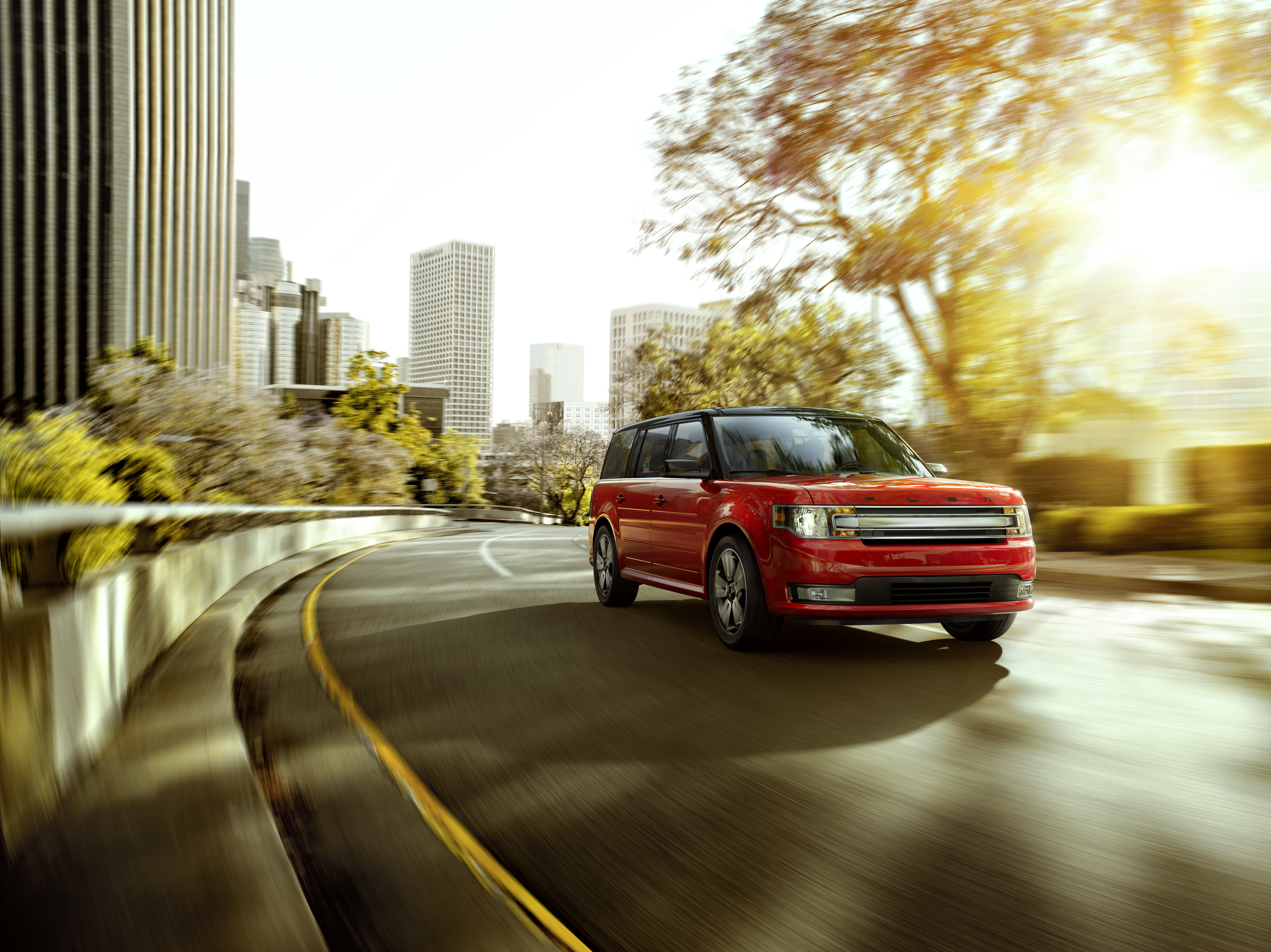 2019 Ford Flex People Mover