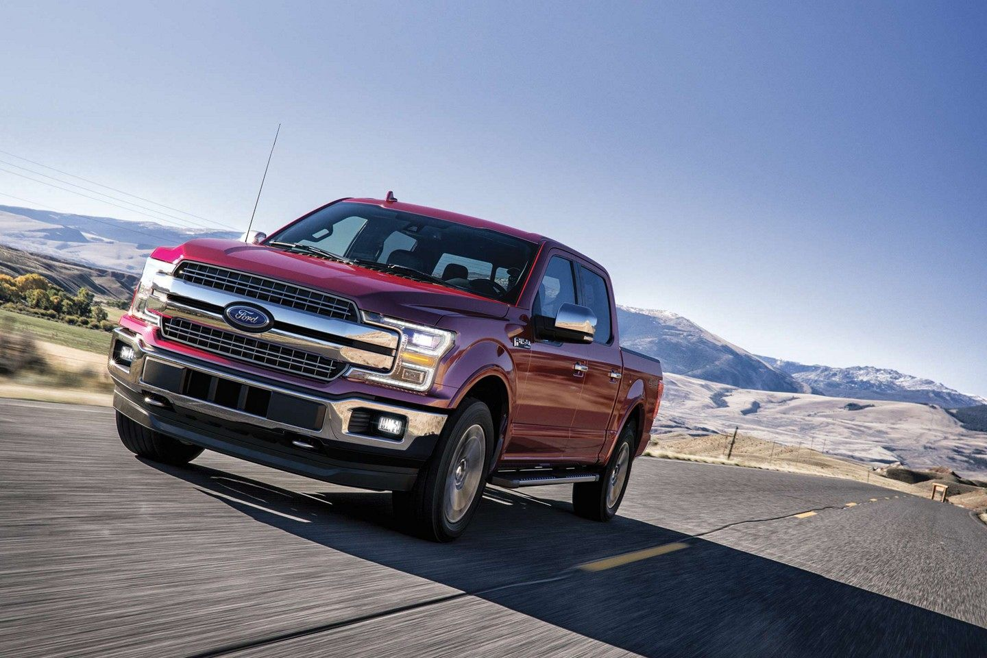 Elk Grove Ford Explores Engine Options for Ford F-150