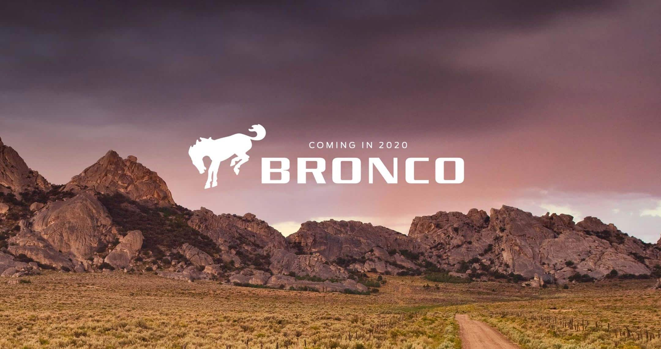 2020 Ford Bronco Spotlight