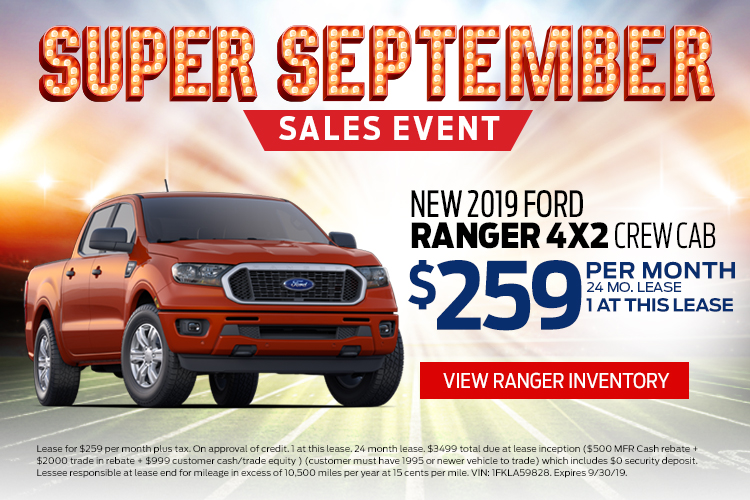 September Ranger